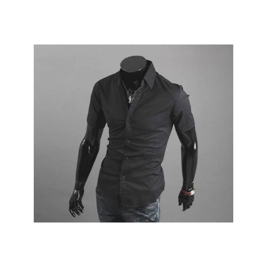 46-54 NUOVO COTONE M lycra turchese Moderno Donna Maglietta t-shirt Tunica Tg