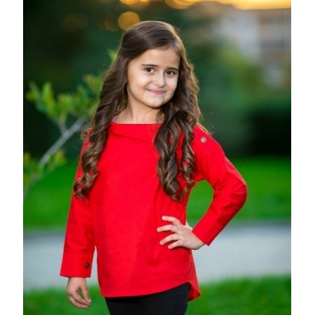 Camicia rossa (figlia)