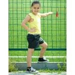 Shorts in ecopelle (figlia)