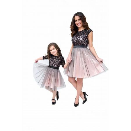 Vestiti Eleganti Mamma E Figlia.Mamma E Figlia