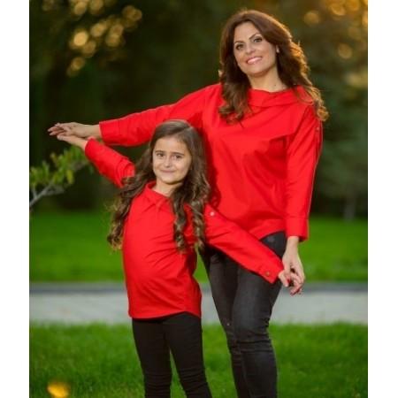 Camicia rossa
