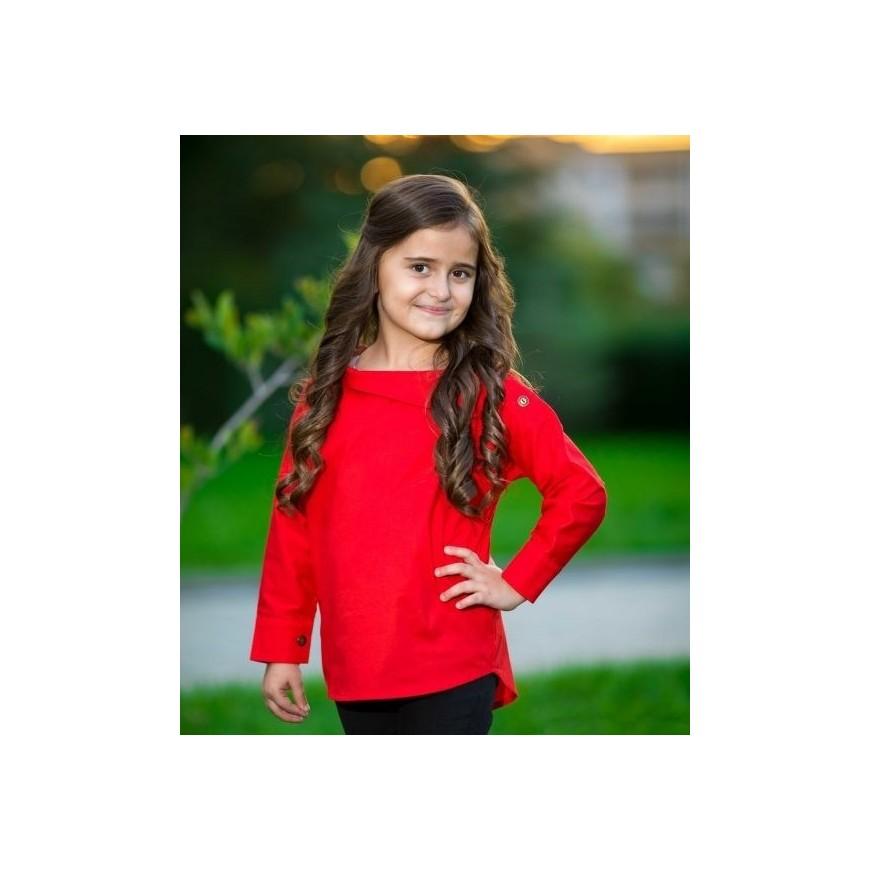 online retailer 42ddb b8471 Camicia rossa (figlia)