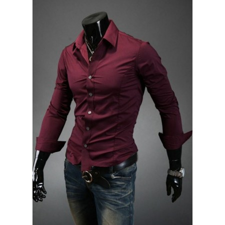 Стилна мъжка риза