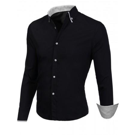Camicia formale-nero