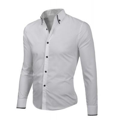 Camicia formale-bianca