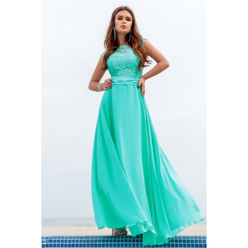 Vestiti Cerimonia Color Tiffany.Abito Da Cerimonia