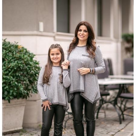 Tunica in maglia (figlia)